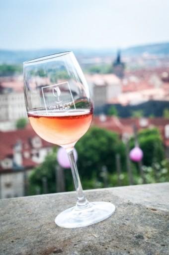 První máj ve znamení růžových vín, foto: Vína z Moravy a vína z Čech