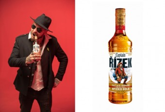 Řízek Captain Morgan Spiced Gold, foto: neopublic
