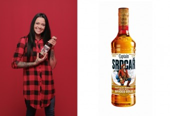 Srdcař Captain Morgan Spiced Gold, foto: neopublic