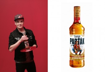 Parťák Captain Morgan Spiced Gold, foto: neopublic