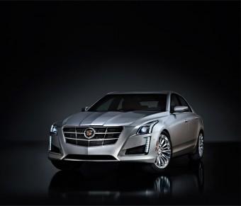 Nový Cadillac CTS 2014