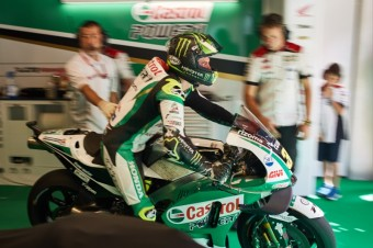 Cal Crutchlow, foto kredit: Monster Energy CZ