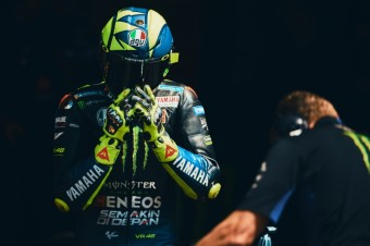 Valentino Rossi, foto kredit: Monster Energy CZ