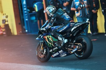 Maverick Viñales, foto kredit: Monster Energy CZ