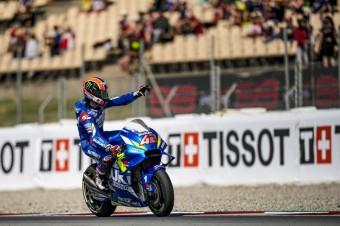 Alex Rins, Catalunya GP 2019, foto: Monster Energy