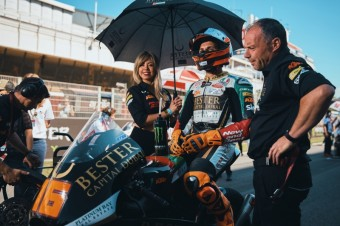 Andrea Migno, Catalunya GP 2019, foto: Monster Energy