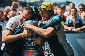 Celestino Viett, Catalunya GP 2019, foto: Monster Energy