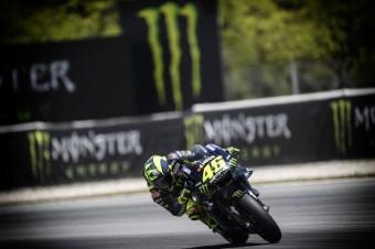 Valentino Rossi, Catalunya GP 2019, foto: Monster Energy
