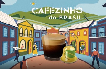 Nespresso: Limitovaná edice Cafezinho do Brasil