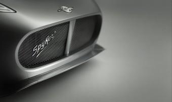 Přední maska Spyker B6 Venator