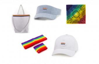 Doplňky Pride, kolekce Levi´s Pride 2019