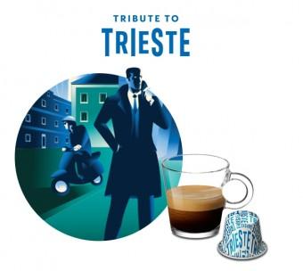 Limitované edice Nespresso Tribute to Trieste
