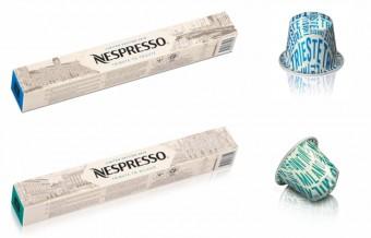 Limitované edice Nespresso Tribute to Milano a Tribute to Trieste