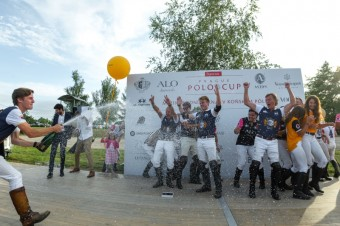 7. ročník mezinárodního pólo turnaje – Prague Polo Cup 2019