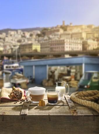 Ispirazione Genova Livanto, foto: Nespresso