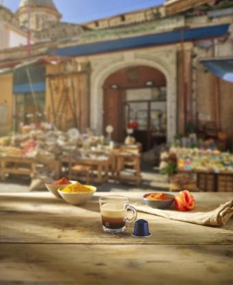 Ispirazione Palermo Kazaar, foto: Nespresso