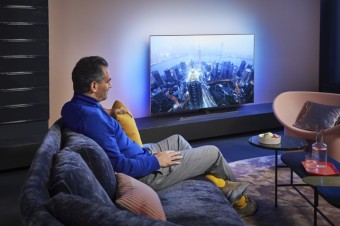 Philips OLED855 TV