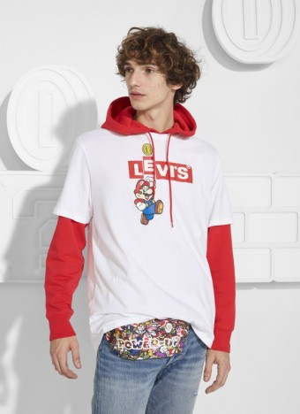 Levi´s x Super Mario