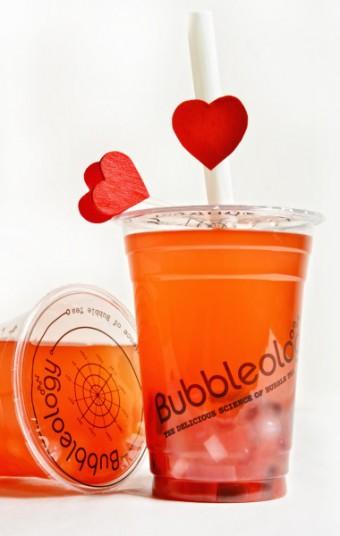 Nápoj Bubbletea