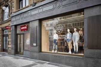 Levi´s Store Praha, foto: studio BoysPlayNice