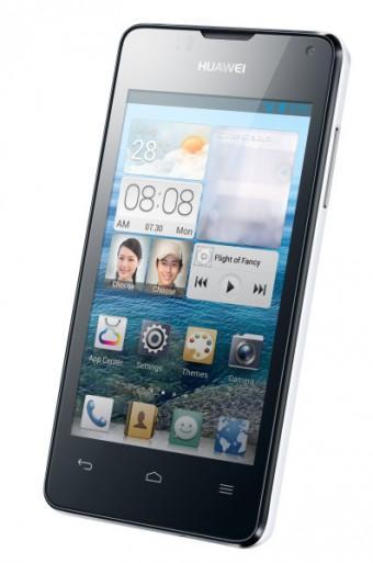 Nový smartphone Huawei Ascend Y300
