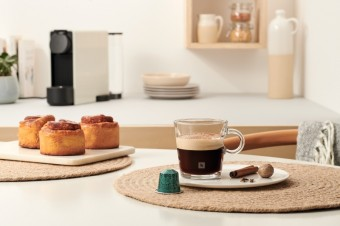 Nespresso World Explorations Stockholm Fortissio Lungo