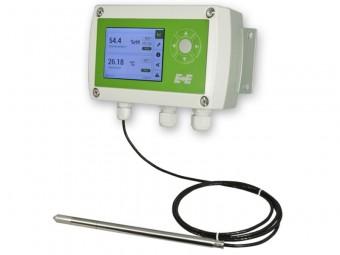 Multifunkční snímač vlhkosti a teploty pro náročné průmyslové aplikace, foto kredit: TCELE