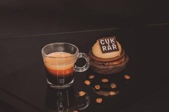 Nespresso X Cukrář Skála, foto kredit: Nespresso