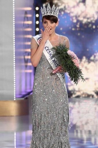 Česká Miss 2013 Gábina Kratochvílová