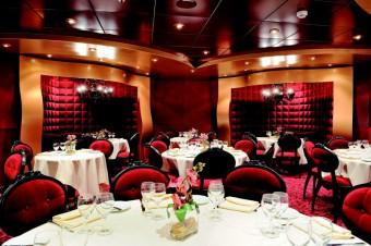 Restaurace na lodi Fantasia