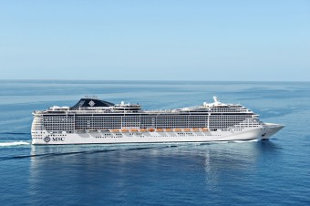 Luxusní výletní loď Fantasia