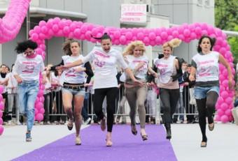 Lodičkový sprint v Praze