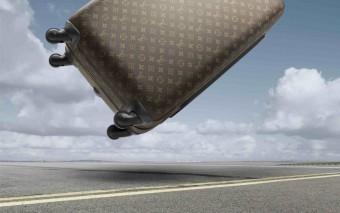 cestovní kufr Louis Vuitton Zéphyr