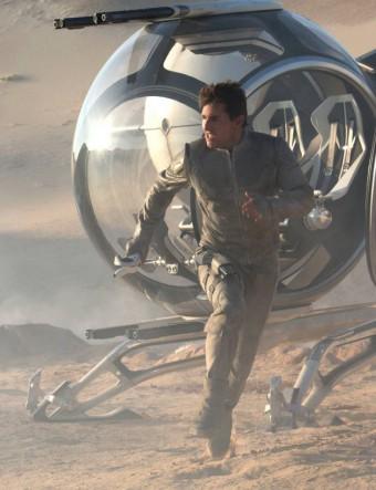 Tom Cruise v novém filmu Nevědomí