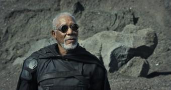 Morgan Freeman ve filmu Nevědomí