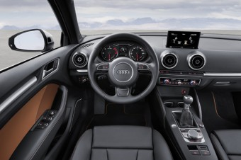 Audi A3 limuzína