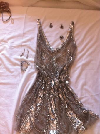 Šaty od Alexandra McQueena