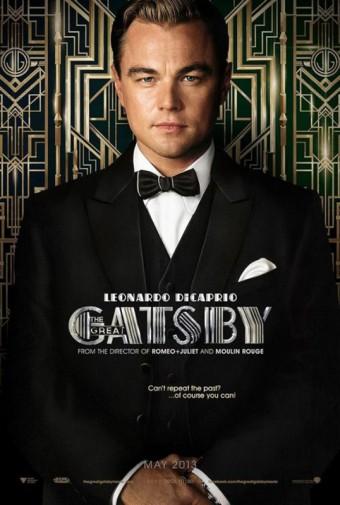 Film Velký Gatsby 2013 - v hlavní roli Leonardo DiCaprio