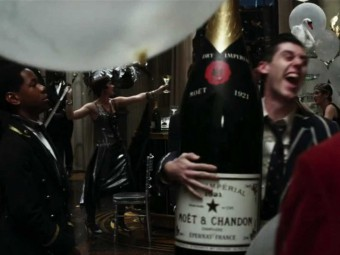 Moët & Chandon se objeví i ve filmu