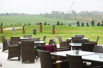 Restaurace Grund Resort Golf&Ski