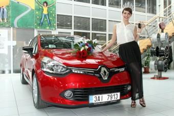 Česká Miss 2013 dostala auto