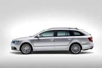 Nová Škoda Superb 2013