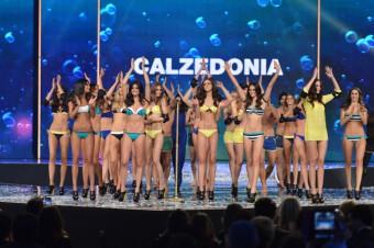 Módní show Calzedonia
