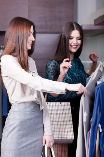 Nakupování s osobní stylistkou