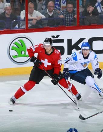 Oficiálním hlavním partnerem Mistrovství světa v ledním hokeji je už tradičně Škoda Auto.