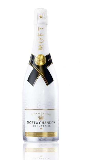 Moët Ice Impérial - nové šampaňské stvořené k servírování na ledu