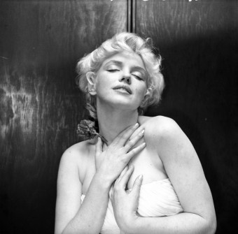 Výstava Marilyn Monroe v Praze, foto Cecil Beaton