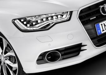 Audi - světlomety LED