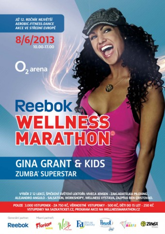 Reebok Wellness Marathon 2013