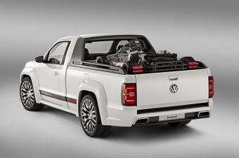 Volkswagen  Koncept Amarok Wörthersee 2013